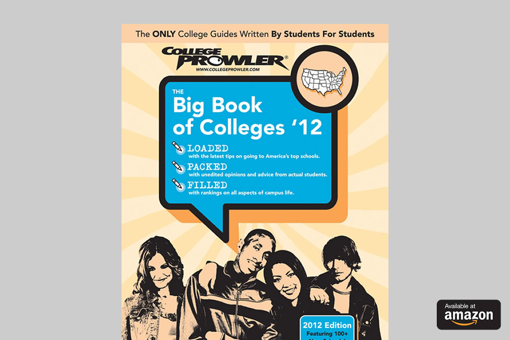 College Prowler Image_Big Book Of Colleges