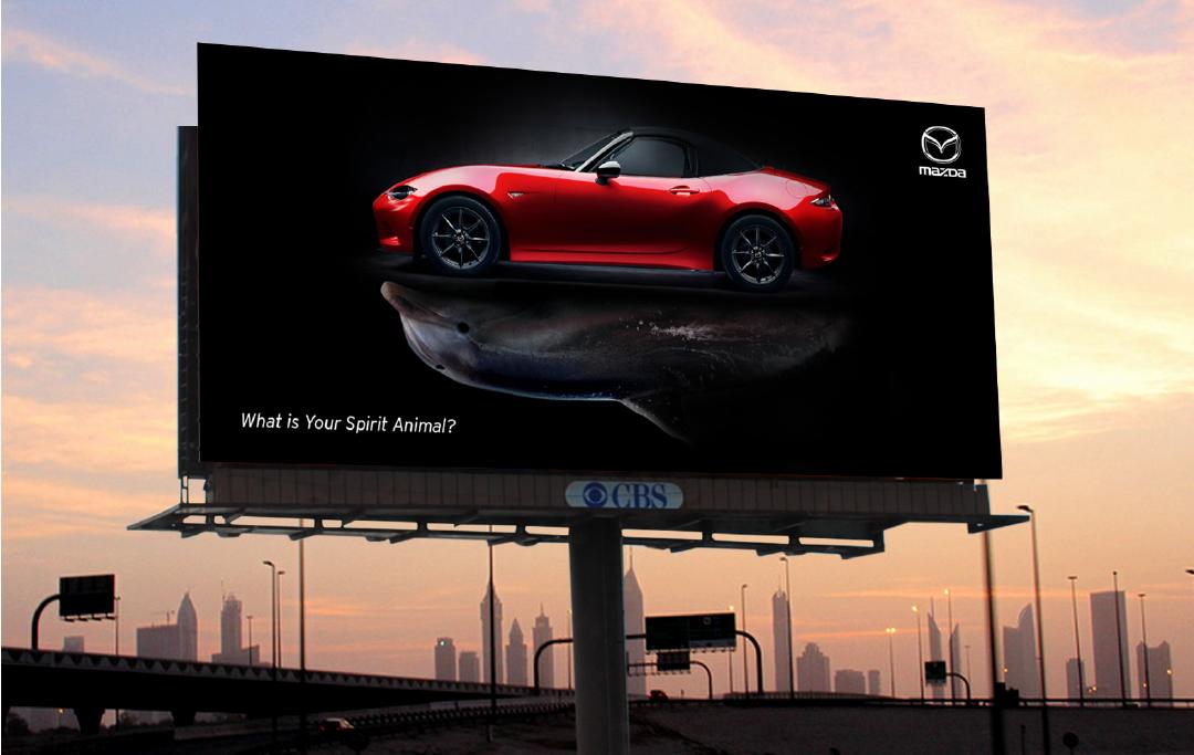 Mazda Billboard